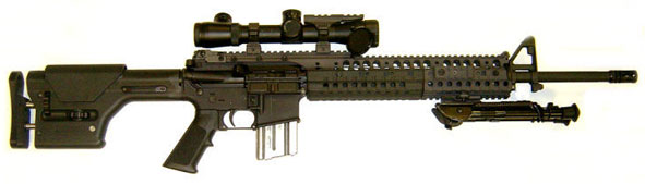 A.R.M.S. #59M S.I.R. SYSTEM BILEVEL - AR-15 Rifle Length