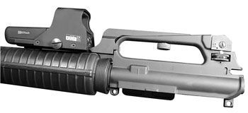 PRI AR-15 High Rider Carry Handle Mount