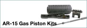 AR-15 Gas Piston