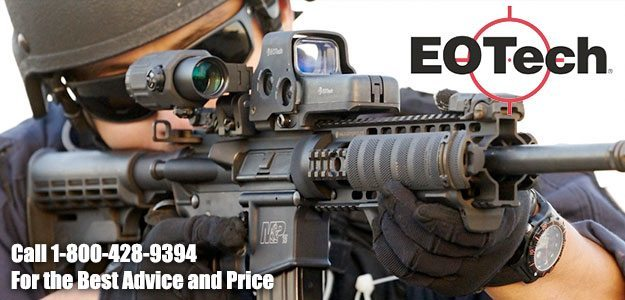 Eotech on a AR-15