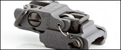 A.R.M.S. #40L-P Low Profile Rear Sight (500-600 meter)