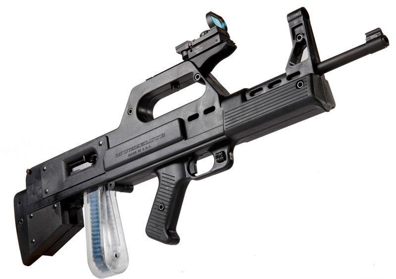 Muzzelite 10/22 Bullpup Rifle Stock - 106896, Stocks at ...
