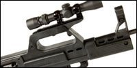 MUZZELITE BULLPUP RIFLE STOCK