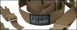 Tapco Rifle Sling System  (COYOTE)