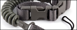 TriTech TRRL Pistol Lanyard with Duty Belt Loop Foliage