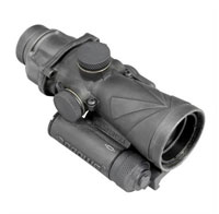BROWE 4x32 Combat Optic w/ US Army Mil-dot Reticle (BCO-005)