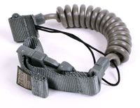 Cetacea Pistol Lanyard for Basic Belt Loop - Foliagee