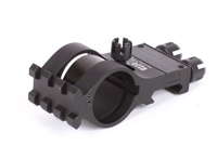 Elzetta ZROC Deluxe Tactical Offset Flashlight Mount