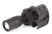SureFire 6PX Pro Dual-Output LED Flashlight with Elzetta ZSM Tactical Shotgun Flashlight Mount