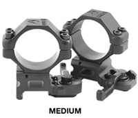 Leupold Mark 4 Available Reticles