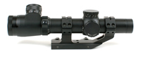 Leupold Mark 4 1.5-5x20mm MR/T M2 Illum. Reticle with FREE SPR 30mm Optic Mounts
