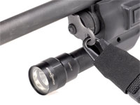 Mesa Tactical Low-tube  Telescoping Stock Adapter for Remington 870  Shown Instaled
