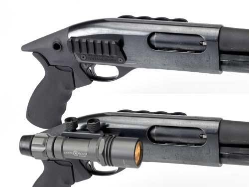 Mesa Tactical Side Mount Picatinny Rails For Remington 870