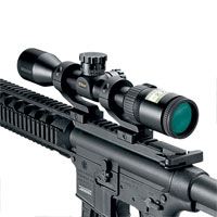 Nikon P-22 2-7x32 BDC 150 Rifle Scope