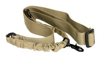 Aim Sports Single Point Bungee Rifle Sling