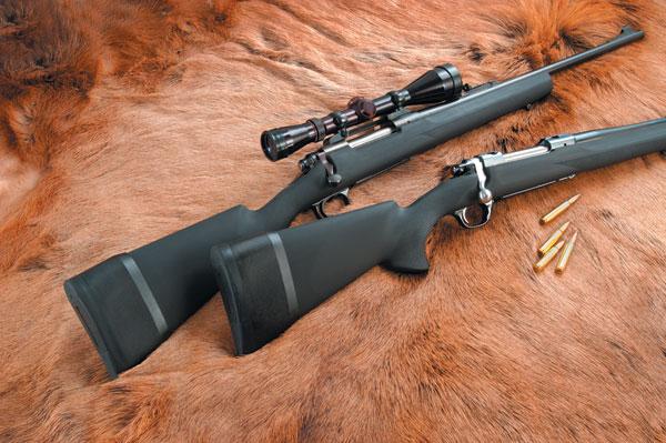 BlackHawk Remington 700 S/A Full-Length Bed Block STD Barrel Recoil  Reducing CompStock
