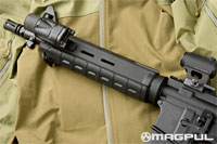 Magpul MOE AR-15 Hand Guard, Carbine Length