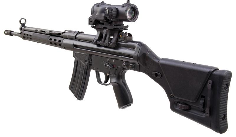 HK G3 Rifle