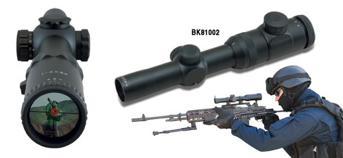 Millett 1-4X24 DSM Designated Marksman Rifle Scope