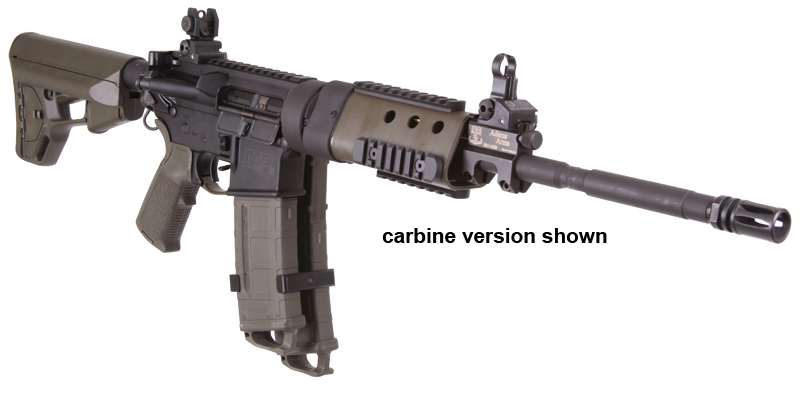 pri ar 15 geniii delta carbon fiber carbine forearm