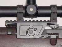 Sadlak Industries M14/M1A Steel Scope Mount