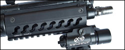 source Samson STAR HK MP5 LP Handguard Rail - low profile