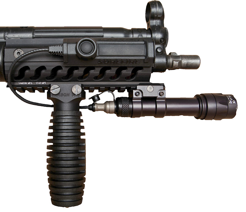 HK MP5 Rail Handguard