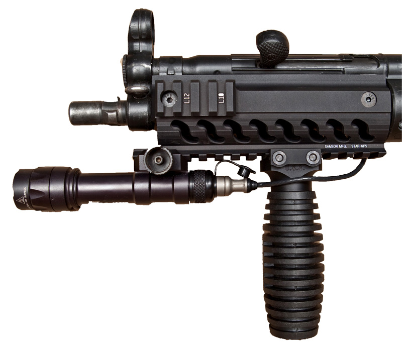 Samson STAR HK MP5 Handguard Rail