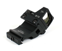 Trijicon RMR Sight RM01 (LED) 4.0 MOA Red Dot with RM33 Picatinny Rail Mount & FREE Tactical Offset Rail Adaptor
