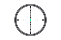 BAC, Triangle Reticle