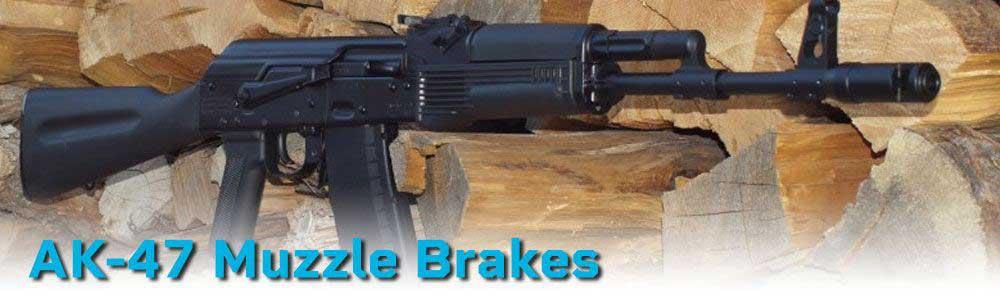 AK Muzzle Brake