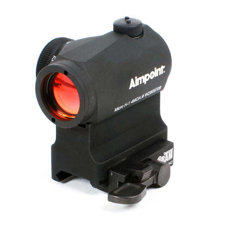 How To Mount Aimpoint Pro With Scope Rings