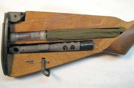 M14/M1A Buttstock Cleaning Kit