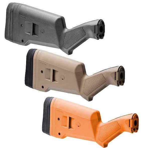 Magpul SGA Stock & Forend Kit - Mossberg 590/590A1 Shotgun w/ MSP Cleaing  Cloth