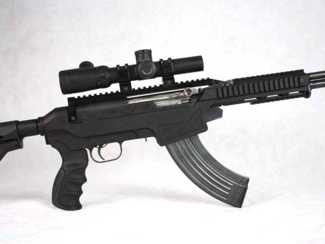 Matador Arms SABERTOOTH MKII SKS Aluminum Stock