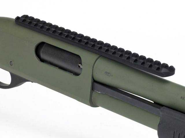 Mesa Tactical Picatinny Receiver / Scope Mount for Remington 870/1100/11-80  (Length - 8 5