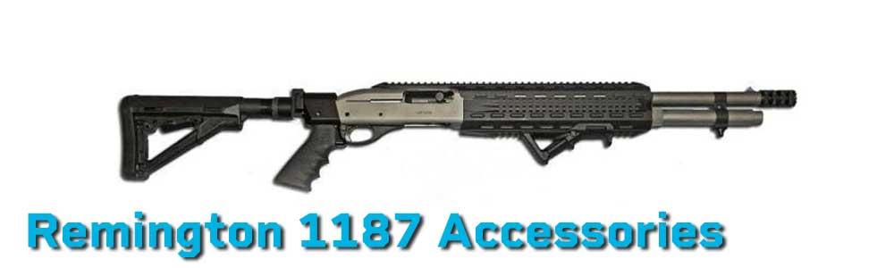 Remington 1187 Accessories