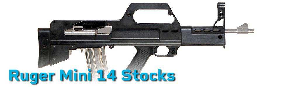 Ruger Mini 14 Stocks
