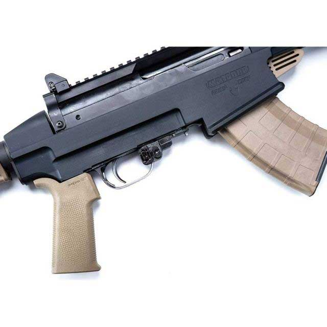 SKS Quick Mag Release By CNC Warrior