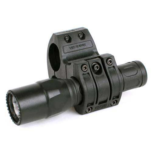 Awesome SureFire G2X Tactical Single Output LED With Elzetta ZSM Tactical Shotgun  Flashlight Mount Amazing Design