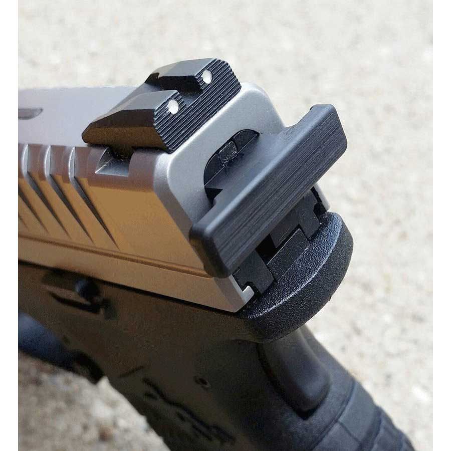 tacrack for the springfield xd xmd amp xds slide assist
