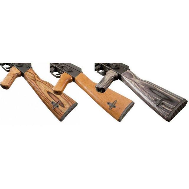 Timbersmith Ak 47 Wood Stock Set