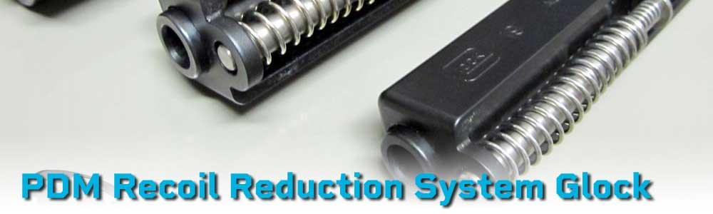 DPM Recoil Reduction System - Glock