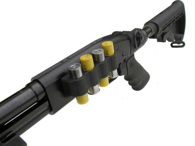 Mesa Tactical LEO® Telescoping Stock Adapter for Mossberg 500 (12-GA and  20-GA)